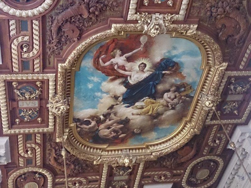 パレドジュスティスの天井